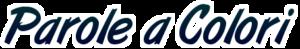 Logo Parole a Colori
