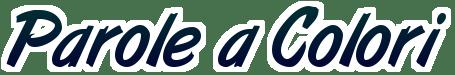 Logo di parole a colori